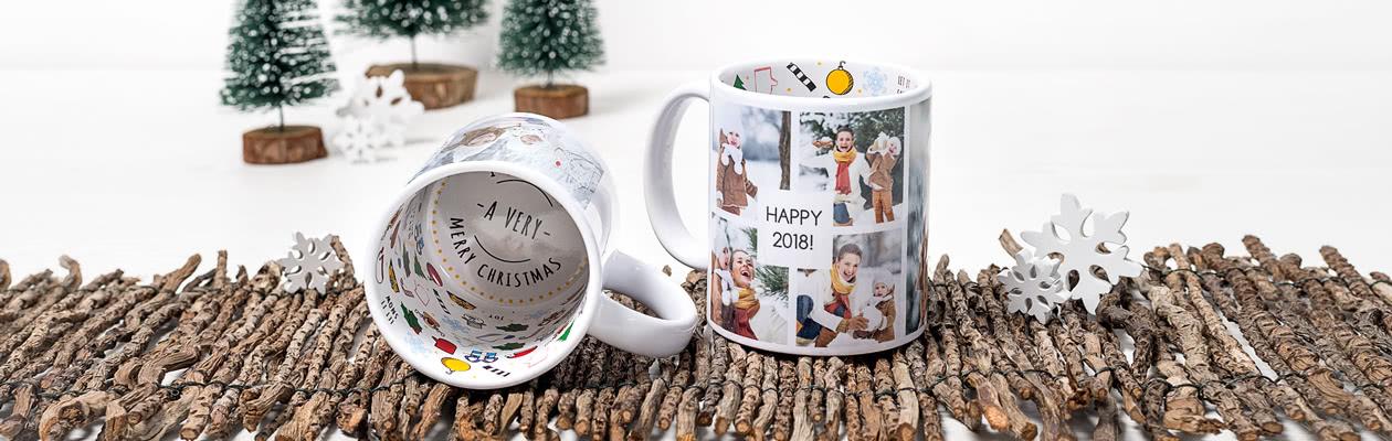 LIMITED EDITION - Turn your mug into a Christmas Mug