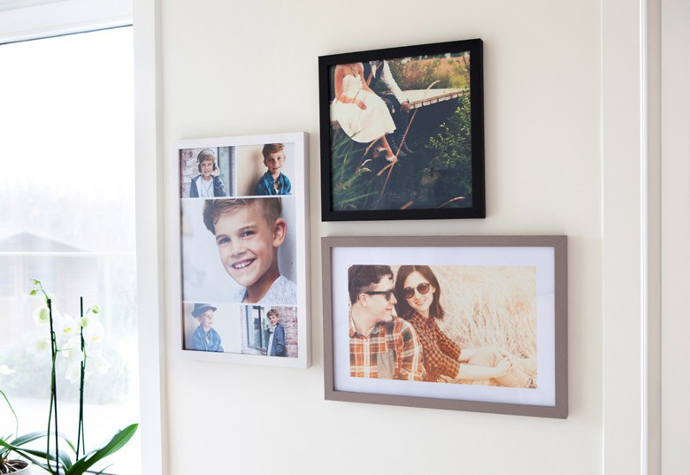 Create your Framed Poster Collage