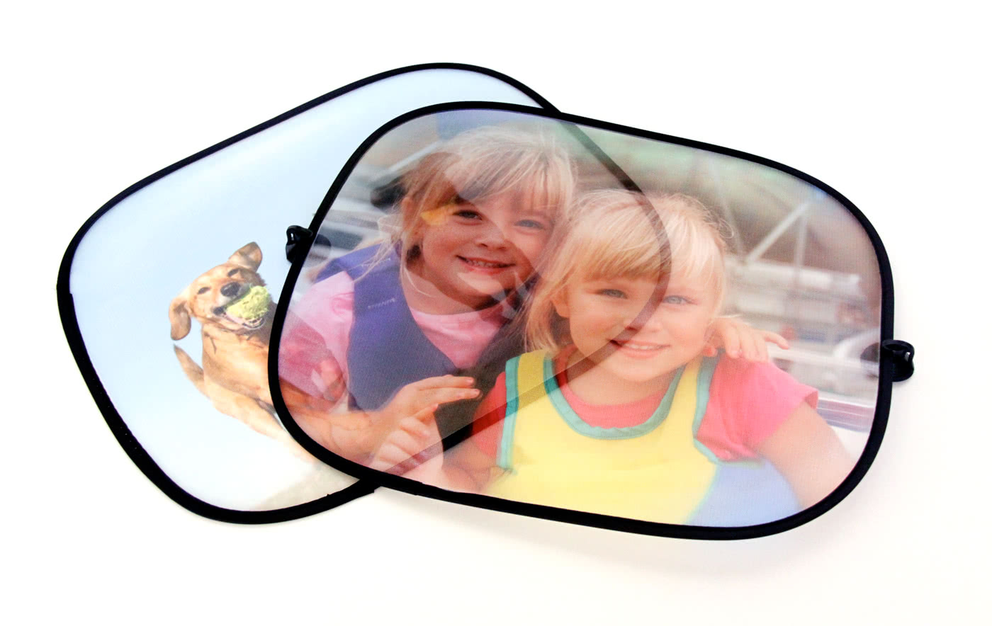 Sunshade With Photo From Smartphoto