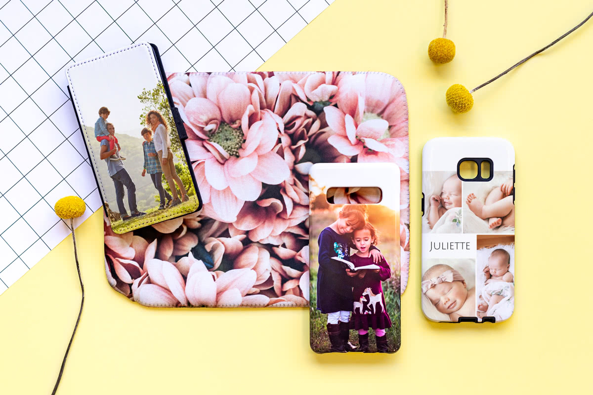 on sale 885a2 14cd1 Personalised Phone and tablet Cases with photo from smartphoto