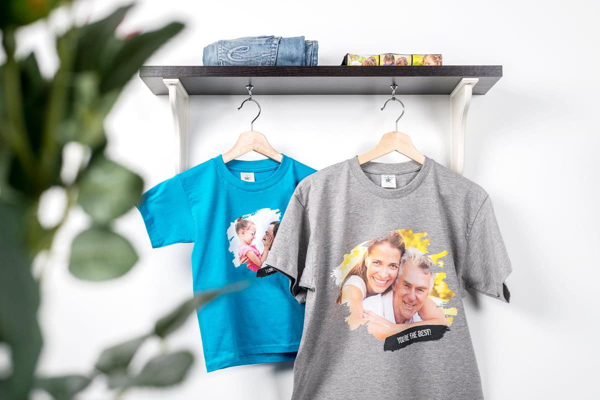 skapa egen t shirt