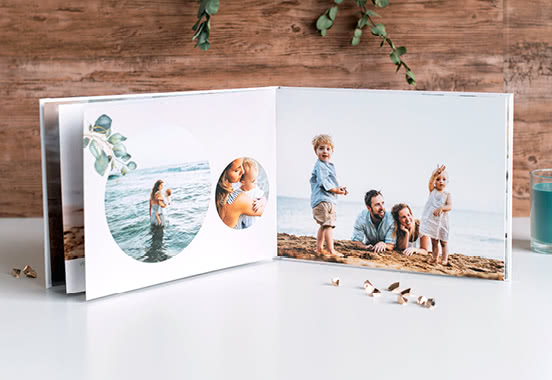 Make your photobook online with smartphoto.eu : easy, quick delivery and smartwarranty !