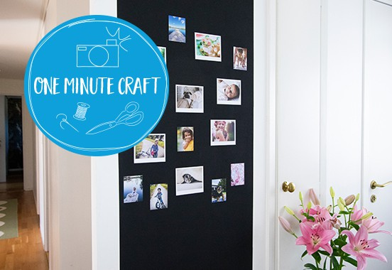 One minute craft