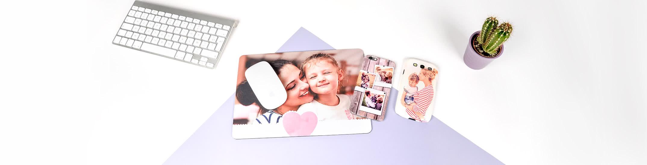 Cadeau Personnalisé Femme Avec Photo Et Texte Smartphoto