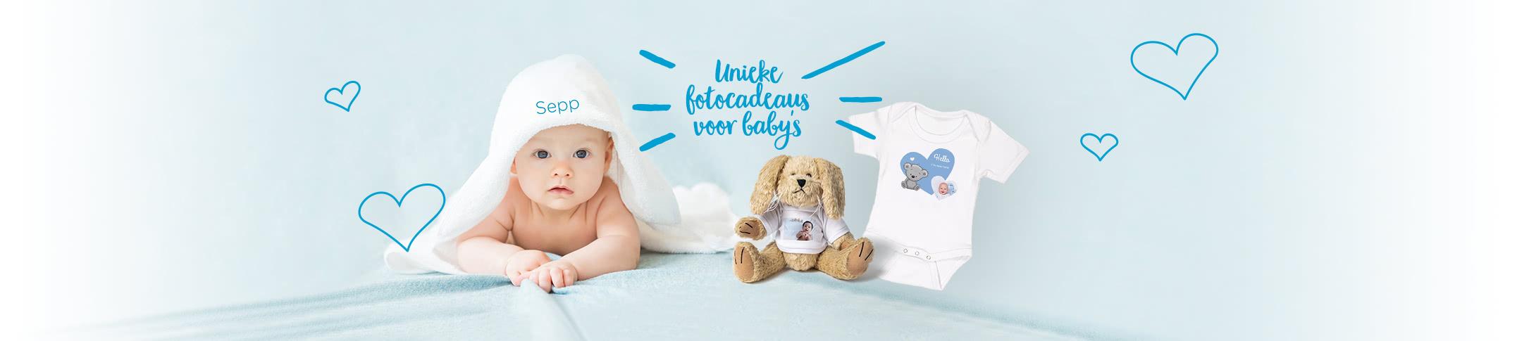 Cadeaus voor baby