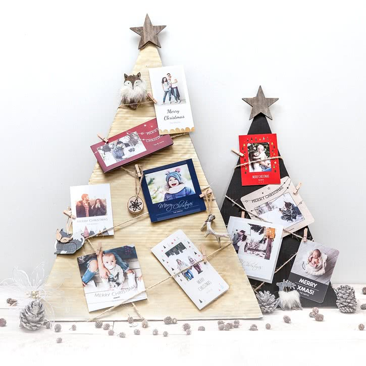 Virtuelle Weihnachtskarten Verschicken.Weihnachtskarten Mit Eigenem Foto Selbst Gestalten