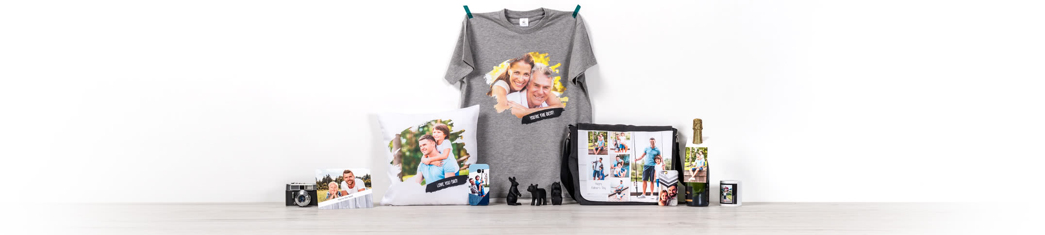 Personalised gift ideas for Father's Day - Give your dad something really special this year!