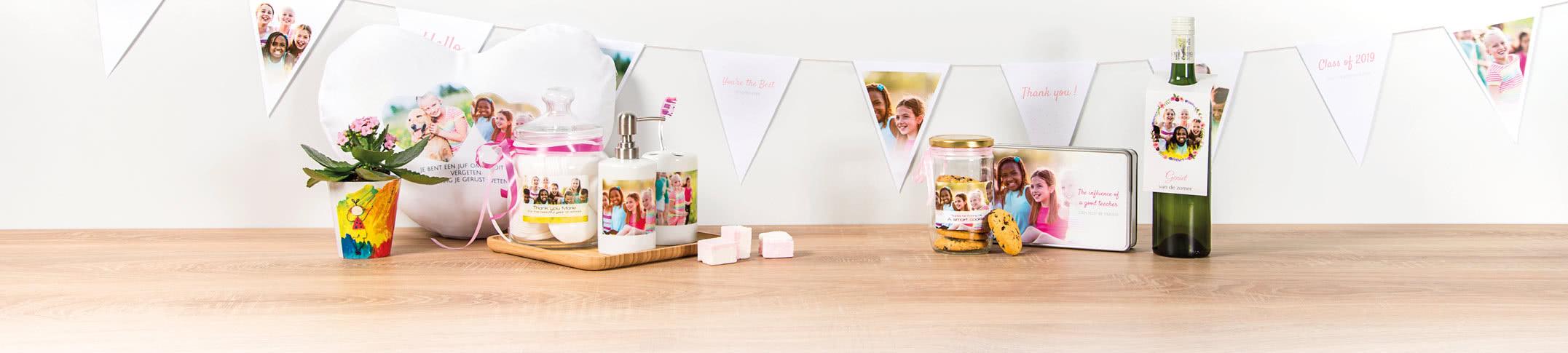 Idées cadeaux institutrice - cadeau photo personnalisé