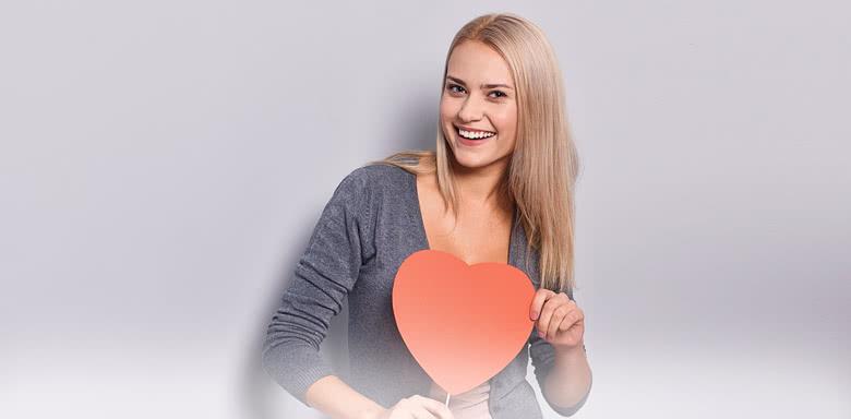 Cadeau Saint-Valentin femme