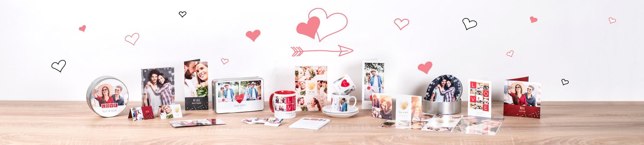 Cadeau Saint-Valentin personnalisé