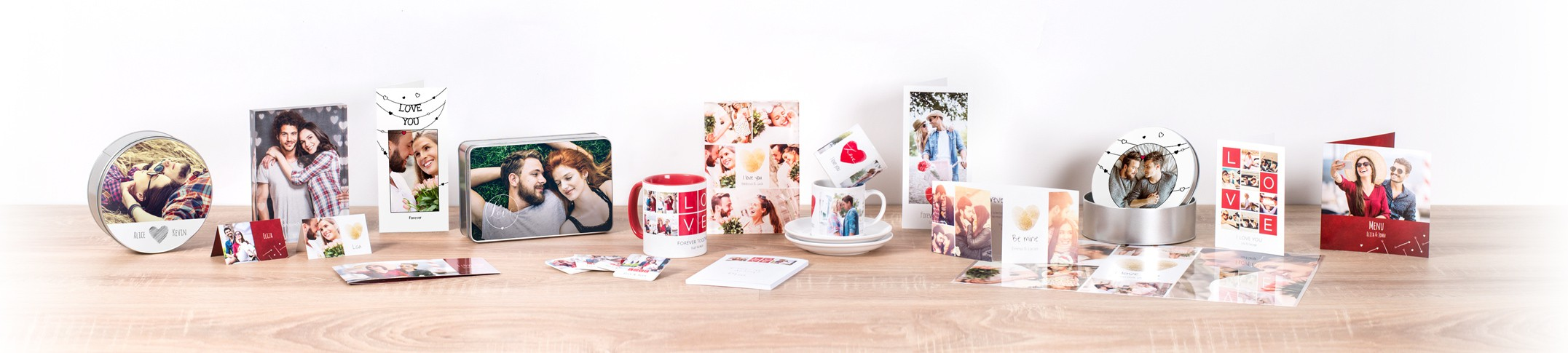 Valentine's Day - Create a personalised gift for your Valentine