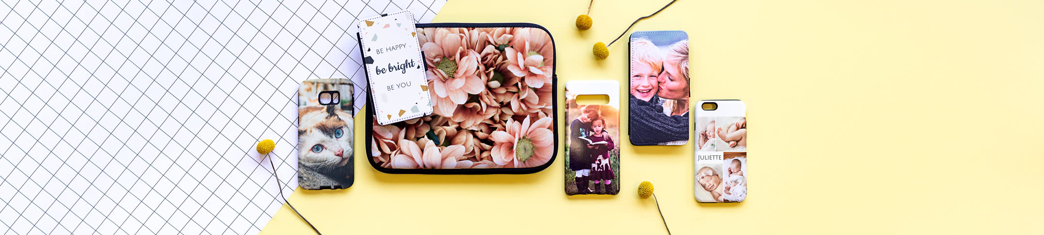 Smartphone & tablet cases