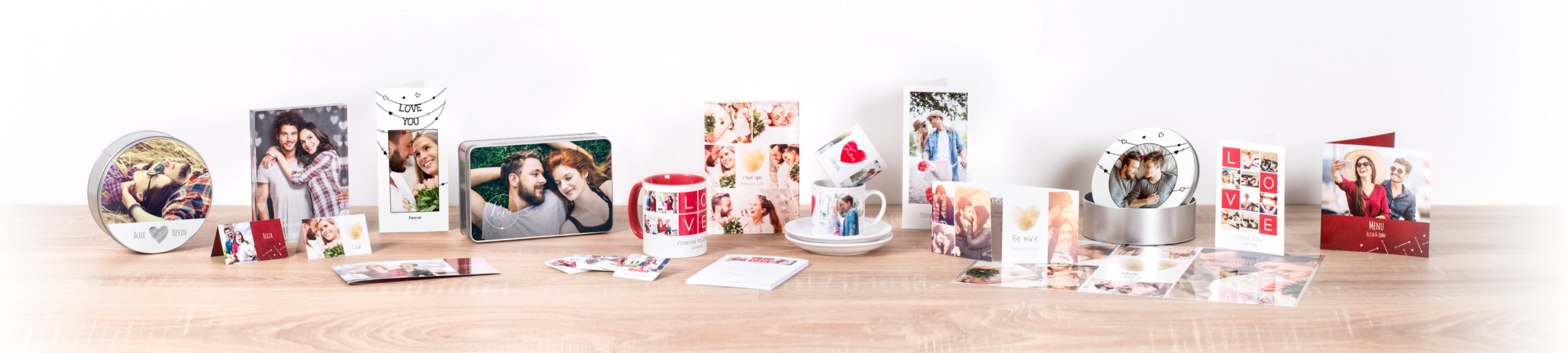 Photo Gifts - Lots of possibilities to give away or to treat yourself!