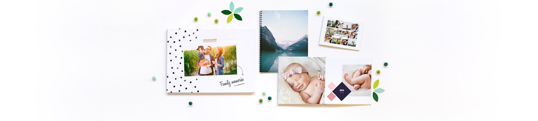 Luo Kuvakirjasi arjen tai erityisten hetkien kuvista - Tallenna muistosi kauniisti ja persoonallisesti!