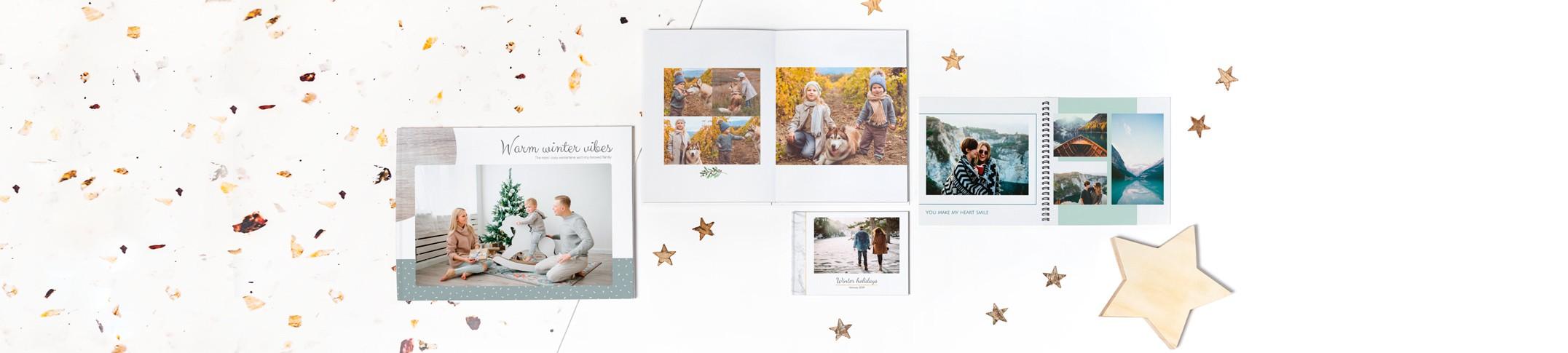 Fotoboeken in alle formaten