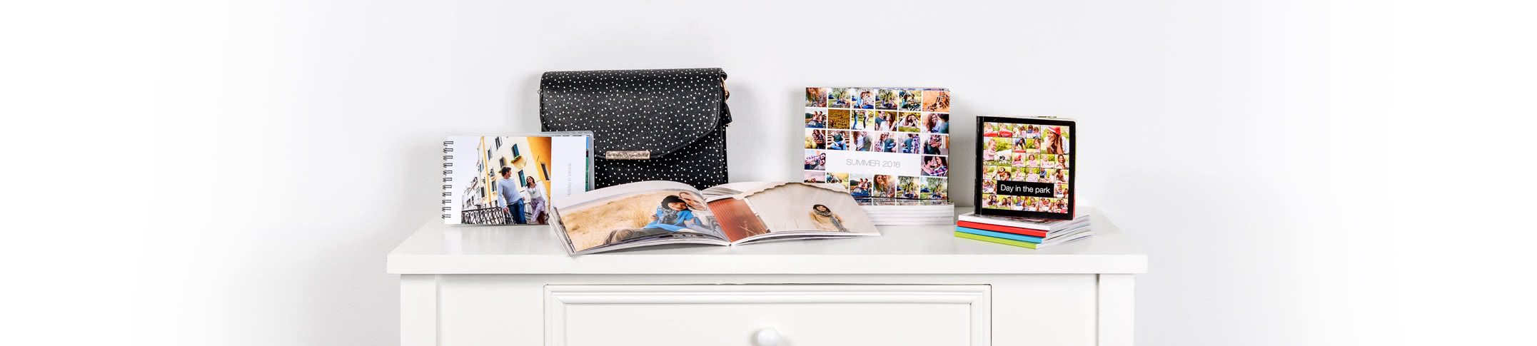 Prints in Books - Collect your best photos in a photo booklet!