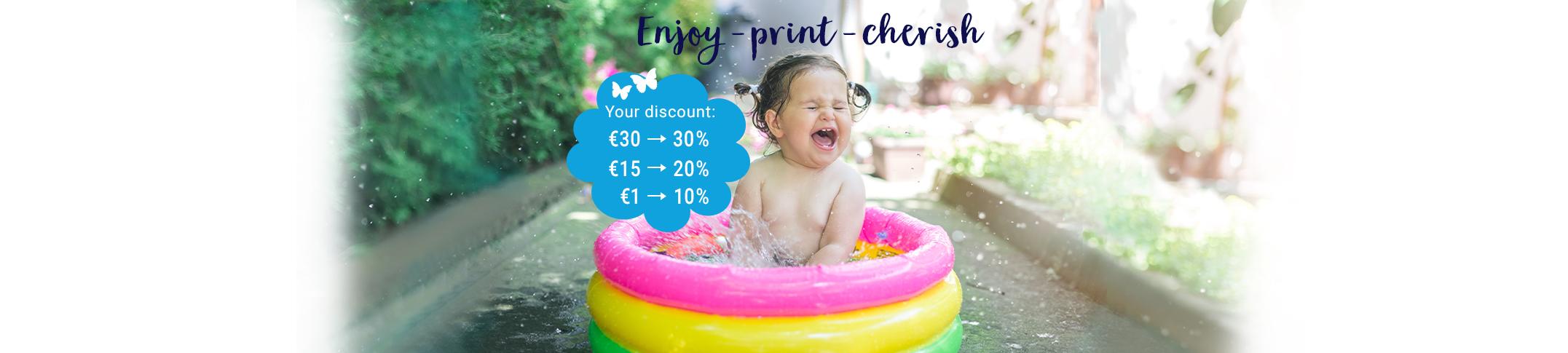 Prints & Posters - Make hardcopies of your wonderful memories!