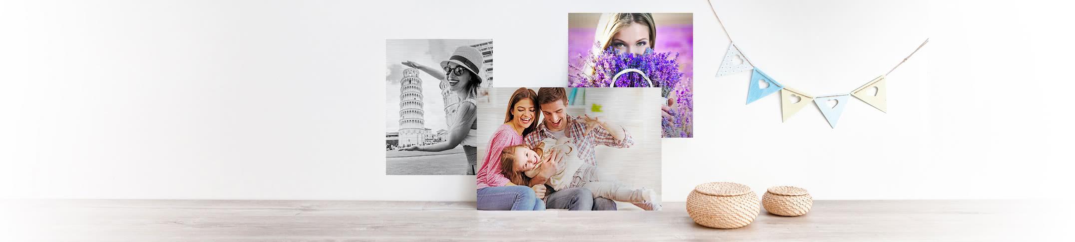 Vægdekoration på metal - Giv dine billeder et moderne udtryk!