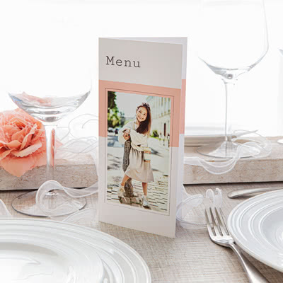 Discover all Menu Cards