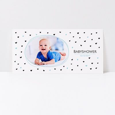 Invitations personnalisees babyshower
