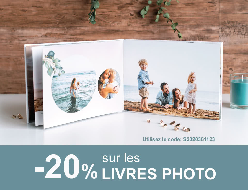livres photo